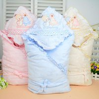 baby thick blankets - Fashion thick baby sleeping bag Comfortable Baby Blanket x cm