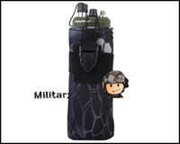 Wholesale Airsoft Tactical Military Combat Army Molle PRC MBITR Waterproof Durable Portable Outdoor Sports Wargame Radio Pouch Bag order lt no tra