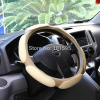 Wholesale Steering Wheel Cover Luxury Car Steering Wheel Cover Color can choice