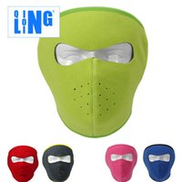 Wholesale new Riding face mask ski bibs outdoor sports fleece to Keep Warm in Winter windproof hunting hiking cycling full face mask