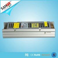 Wholesale DC V W Slim shape switching power supply for led lighting