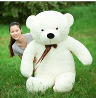 teddy bears - 80cm giant teddy bear life size teddy bear christmas gift hot sale with high quality bjh98