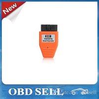 Wholesale 2015 Best Toyota Smart Key maker D chip Toyota Lexus16 Pin Smart Keymaker OBD2 Eobd Key Programmer Toyota smart key programming