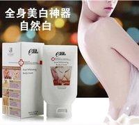 Wholesale Pearl Powder Whitening Body Lotion Body Cream minute quick tender uniform white sun repair Whitening Refreshing