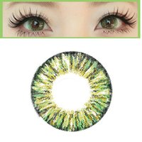 beauty lens - Beauty Gift Colorful Contacts Enlarge Eyes Cosmetic Colored Lens Eye Contact Lenses