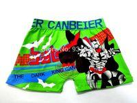 batman boxers - cheap cartoon Batman boys boxer briefs boy underwear mix colors TNKT0122