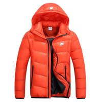 Wholesale Fall hot new fashion brand casual sport coat men padded winter jacket thick padded coat