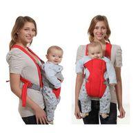 backpacks comfort - Portable Newborn baby backpack sling Infant children s Comfort Backpacks kangaroo kid baby Carriers Sling Wrap bag Months Colors