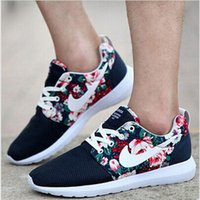 Wholesale New Design Flower roshes trainers men women stan fashion shoes casual shoes hot sale high quality London shoes