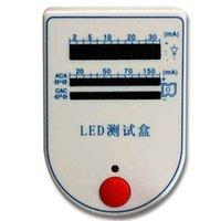 Wholesale LED Tester Test Box Portable Mini Light emitting Diode Bulb Lamp V mA