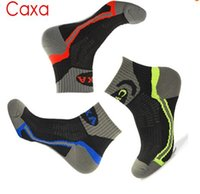 Wholesale Outdoor coolmax thicken socks men women thermal quick dry antibacterial deodorant Running camping ski basketball sports socks EU CAXA