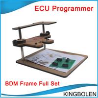 bdm ecu - 2015 Hot Selling DM100 Frame With Full Adapters BDM Frame fit for original FG tech For BDM100 Programmer CMD DHL