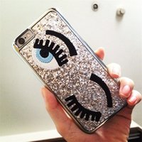 abs hard shell - Case For iphone S plus Flirting Eyes Brilliant Miss Gossip Chiara Ferragni D Hard Cover Cases phone shell