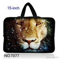 acer lion - Stylish Lion Head quot quot quot Notebook Bag Laptop Sleeve Case Fr Dell Lenovo HP Acer Sony ASUS