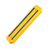 beverage counter - Strong Magnetic Knife Tool Rest Shelf for Kitchen Pub Bar Counter Yellow R1BO K5