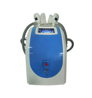 Wholesale Factory directly sell Easy carring Portable Cryolipolysis slimming machine with two handles with CE approved