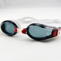Wholesale authentic Jiejia H100 bend cell level Everbright swimming goggles swimming goggles swimming goggles water fog Jiejia