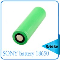 Wholesale SONY battery mah V Compatible with any electronic cigarette mods kanger subox mini smpl mod sigelei tc w w box mod