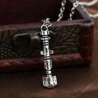 accessory sonic - Doctor Who Necklace new sonic screwdriver Pendant Dr Who Jewelry Fashion Accessory Doctor Tardis Pendant Necklaces