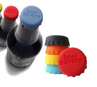 Wholesale Creative Gadget set Silicone Bottle Caps Condiment Fresh Keeping Cover Kitchen Bar Necessary