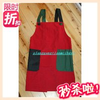 Wholesale Special hot fashion original single anti sleeveless dress Korean version of the simple anti microwave radiation aprons kitchen a
