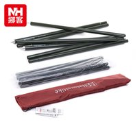 awning support - New Reinforced Aluminium Alloy Awning Rod Outdoor Support Pole Tent Pole sections per pole Camping Awning Pole NatureHike