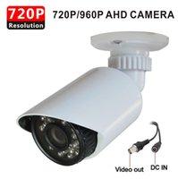 axis analog camera - HD Analog AHD MP MP P p CCTV Camera Securiy Waterproof outdoor CCTV Camera with Axis bracket