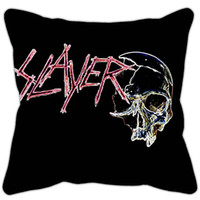 Wholesale Slayer throw pillow cases hugging pillowcase cm peach skin