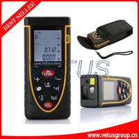 Wholesale Cheapest Range Finders - cheap range finder SW-80 80m 99 records Data record Automatically calculate area and volume with Large LCD backlight