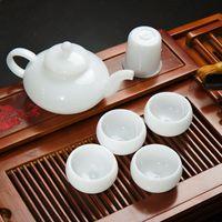 Wholesale Boutique Tea Set With Teapot Tea Cups