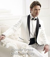 Cheap Groom Tuxedos Best Groomsmen Suits