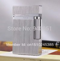 Wholesale 2013 S T Memorial Dupont lighter Bright Sound New In Box Silver