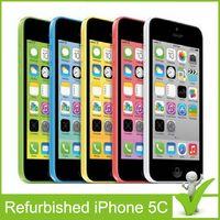 Wholesale Authentic iPhone c Refurbished Apple iPhone C Cell Phone IOS8 inch IPS GB GB GB Unlocked smart phone