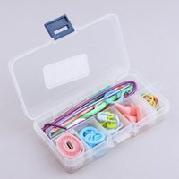 Wholesale Knitting Accessories Case Supply Set Basic Tools Case