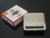 Wholesale GIZEH mm Metal Rollbox Automatic Cigarette Tobacco Rolling Machine PC
