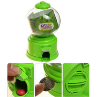 Wholesale New Candy machine bank atm Money box Saving Coin box Moneybox Unique toy for kids Decorative gift zakka best deal