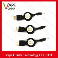 battery charger cable - Electronic Cigarette Charger Micro USB Charger USB Charging Cable For Elips Micro Pen G Elips Battery
