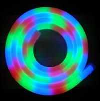 neon rope light led - New LED Neon Sign LED Flex Rope Light PVC LED Light LED Strips LED Flex Tube Bar Pub Christmas Party Hotel KTV Decor Light V