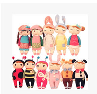 Wholesale 30cm Lovely Stuffed Cloth Doll Plush Toy Metoo Rabbit Doll For Christmas Girl Birthday Gift A5006