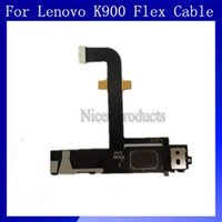 Cheap For Lenovo K900 USB Board Full set + Loud Speaker + Flex Connection Board FPC Cable
