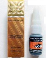 Wholesale New ml false eyelashes smelless glue eye lashes extension Adhesive pc