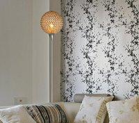 Wholesale Hot Selling Modern Brief K9 Crystal Floor Lamp E27 Living Room bedroom Home Decor floor lamp Lampshade Lighting V W