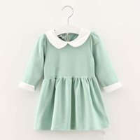 Cheap best selling new Girls Dresses Children Clothes Kids Clothing Fashion Dresses Spring Princess Dress Korean Dresses For Kids Girl Dress