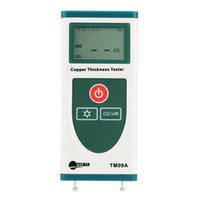 Wholesale Precision Digital Copper Foil Thickness Tester Gauge for PCB Copper clad Plates LCD Backlight