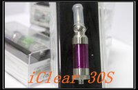 Cheap 2014 Innokin Original Iclear 30s iclear 30 Totatable Replaceable Duil Coil Atomizer Clearomizer with Innokin Itaste Nest cleartomizer