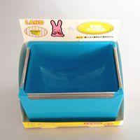 Wholesale 2015 NEW Hamster square bowl Small pets guinea pig rabbit large BATH Anti bite