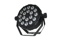 Wholesale 18pcs LEDs RGBWA UV in1 in1 in1 slim aluminum par wall washer flood light stage show exhibition event lighting