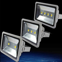 Wholesale Fast Delivery Led Flood Light W W W W W W W W W Warm white Cool white White Landscape Floodlights Outdoor Lights