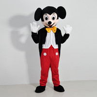 Wholesale Mascot Costumes cartoon Mickey Minnie Mickey Mouse cartoon costume cm dolls walking cartoon Doll clothing fashion show costumes mascot