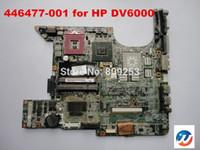 Trasporto libero per l'HP Pavilion DV6000 portatile INTEL CPU della scheda madre 446.477-001 completamente testati
